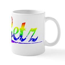 Getz, Rainbow, Mug