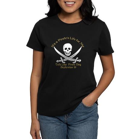 New TLAP (S) Women's Dark T-Shirt