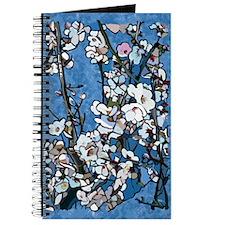 Almond Blossoms Journal