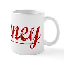 Penney, Vintage Red Mug