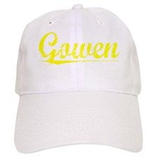 Gowen, Yellow Baseball Cap