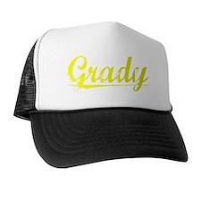 Grady, Yellow Trucker Hat