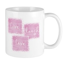 live, laugh, love Mug