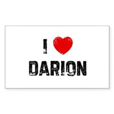I * Darion Rectangle Decal