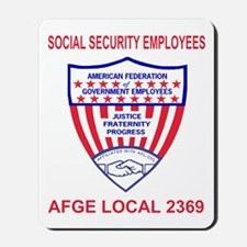 AFGE Local 2369 Mousepad 4