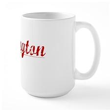 Pilkington, Vintage Red Mug