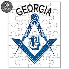 Georgia Freemason Puzzle