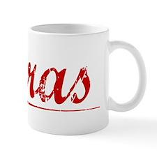 Perras, Vintage Red Mug