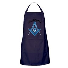California Freemason Apron (dark)