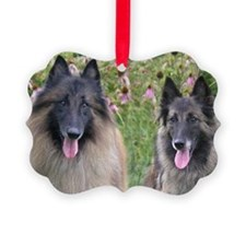 Terv Tray Small Picture Ornament