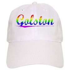 Golston, Rainbow, Baseball Cap