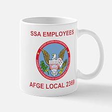 AFGE Coffee Cup 2 For AFGE Local 2369
