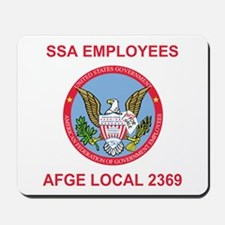 AFGE Local 2369<BR>Mousepad