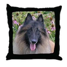 Tervuren Throw Pillow