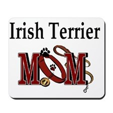 Irish Terrier Mom Mousepad