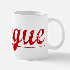 Pogue, Vintage Red Mug