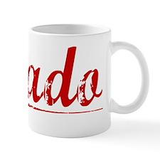 Prado, Vintage Red Mug