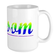 Grissom, Rainbow, Mug