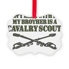 Cavalry Scout Ornament