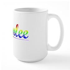 Greenlee, Rainbow, Mug