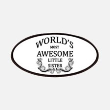 World's Most Awesome Little Sister Patches