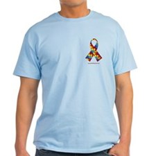 2 Sided Autism T-Shirt