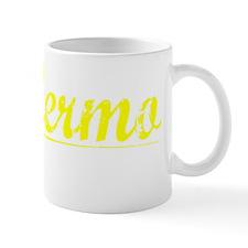 Guillermo, Yellow Small Mug