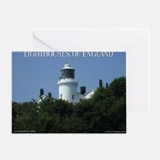 Lighthouses of England Calendar Greeting Card
