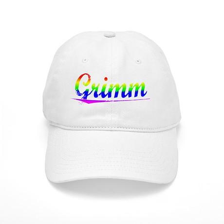 Grimm, Rainbow, Cap