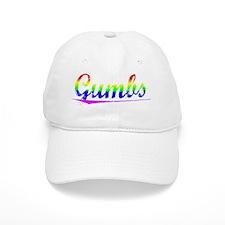 Gumbs, Rainbow, Baseball Cap