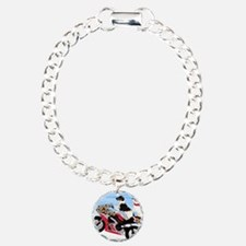 Jack Russell Terriers on Bracelet
