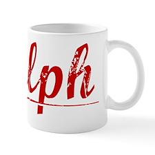 Ralph, Vintage Red Mug