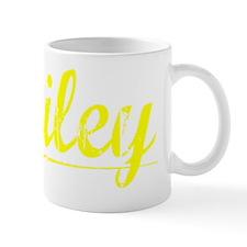 Hailey, Yellow Small Mug