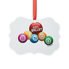 Got Balls? Ornament