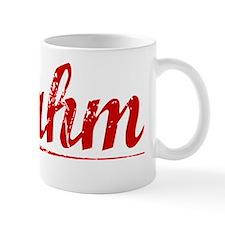 Rahm, Vintage Red Mug