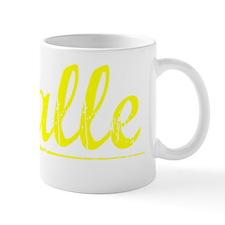 Halle, Yellow Mug