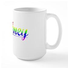Hackney, Rainbow, Mug