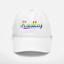 Hadley, Rainbow, Baseball Baseball Cap