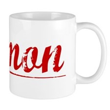 Ramon, Vintage Red Small Mug