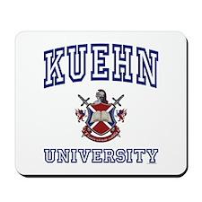 KUEHN University Mousepad
