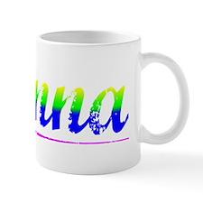 Hanna, Rainbow, Mug