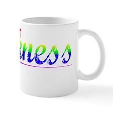 Harkness, Rainbow, Mug