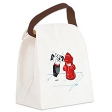 Bad Design Canvas Lunch Bag