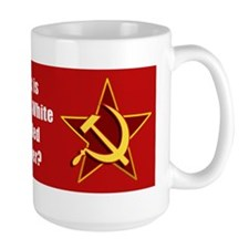 Red All Over Mug