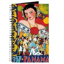 1937 Panama Carnival Journal