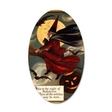 witches may be seen Wall Decal