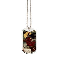 witches may be seen Dog Tags