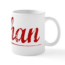 Rohan, Vintage Red Mug