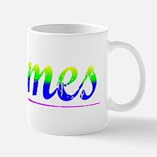 Hermes, Rainbow, Small Small Mug