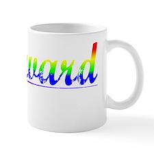 Hayward, Rainbow, Mug